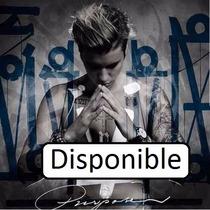 Cd Justin Bieber Purpose Año 2015. Nuevo / Original.-