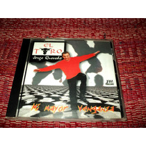Cd Original El Toro Jorge Quevedo - Mi Mayor Venganza