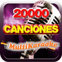 20000 Karaokes Pc,notebook,netbook Recibes Por Descarga
