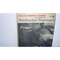 Lp Vinilo Atahualpa Yupanqui - Selva Pampa Y Cerro