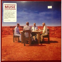 Muse Vinilo Black Hole Revelation Nuevo -oferta Disco