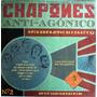 Chapones - Anti- Agonico - Cd Caja Carton