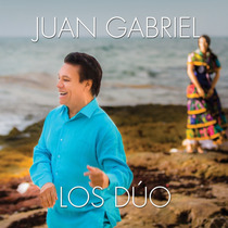 Juan Gabriel Los Duo Cd New Cerrado 100 % Original En Stock
