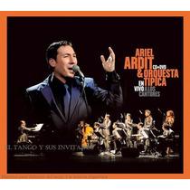 Ariel Ardit Y Su Orquesta Típica - A Los Cantores Cd + Dvd