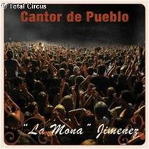 La Mona Jiménez - Cantor De Pueblo: Carlit (cd)