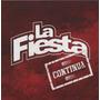 La Fiesta Continua Cd Orginal Promo 5x1