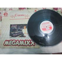 Disco Vinilo Megamixx Volumen 2 Rareza Pato C.