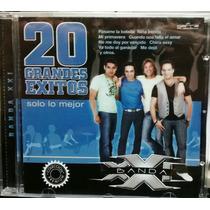 Banda Xxi 20 Grandes Exitos Cd Nuevo Cerrado Cuarteto Oca Mp