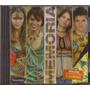 Erreway Cd Memoria Cd Original Nuevo 2004 Luisana Lopilato