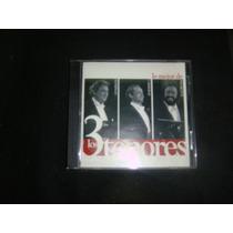 Cd Lo Mejor De Los 3 Tenores Domingo Carreras Pavarotti