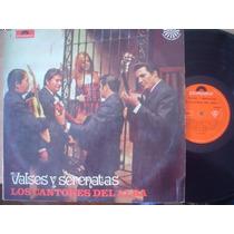 Artesonido: Los Cantores De Alba Lp Valses Y Serenatas