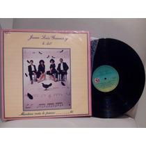 Juan Luis Guerra 440 - Mientras Mas Lo Piens Disco Vinilo Lp