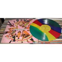 Primavera Con Alta Tensión Disco Vinilo Colores Decoración