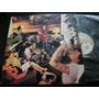 Ginger Crazy Nights Noches De Locura Promo 1982 Vinilo Lp Ar