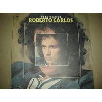 Roberto Carlos - Yo Te Recuerdo - Vinilo Lp