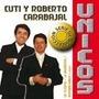 Cuti Y Roberto Carabajal - Únicos - Cd