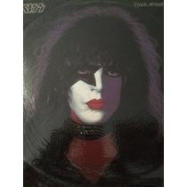 Kiss Vinilo Paul Stanley Vg Vg+