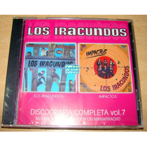 Los Iracundos Discografia Completa Vol 7 Cd Sellado