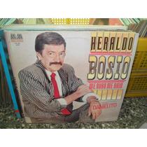 Heraldo Bosio Me Subo Me Bajo Lp Vinilo Cumbia 1989
