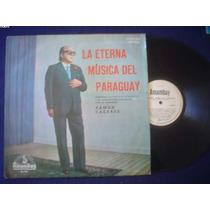 Artesonido: Ramon Caceres Lp Musica Del Paraguay Argentina
