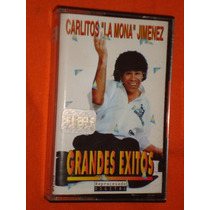 Carlos Mona Jimenez * Grandes Exitos * 1996 *1ª Ed* Arg