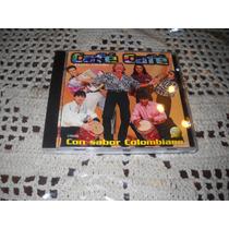 Cafe Cafe - Con Sabor Colombiano Cd Original Usado