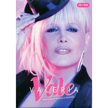Valeria Lynch - Vale Valeria Cd + Dvd