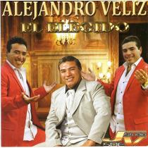 Alejandro Veliz El Elegido Ya Disponible A La Venta Cd 2015
