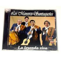 Los Manseros Santiagueños La Leyenda Viva Cd Nuevo Sellado