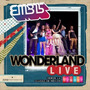 Eme-15wonderland Live (cd+dvd)