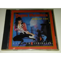 Yngwie Malmsteen (cd) Trial By Fire Live In Leningrad (usa)