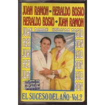 Juan Ramon Heraldo Bosio El Suceso Del Año Cassette Nuevo!