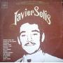 Javier Solis Los Mas Grandes Exitos Lp Vinilo Mono
