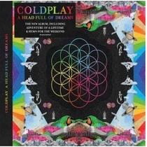 Cd Coldplay - A Head Full Of Dreams - Nuevo / Original.-