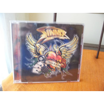 Sinner (cd Nuevo 2008) Crash And Burn