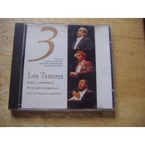 Los Tenores 3 - Carreras, Placido Domingo, Pavarotti - Caras