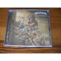 Helloween The Walls Of Jericho 2cd (gamma Ray, Unisonic)