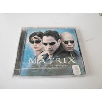 The Matrix - Banda De Sonido - Cd Usa (m)