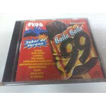 Baila Baila 99- Sabor De Verano Vol 2- Cd- Nuevo- Original!!
