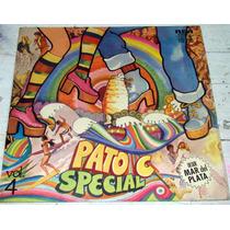 Pato C Special Desde Mar De Plata Lp Argentino