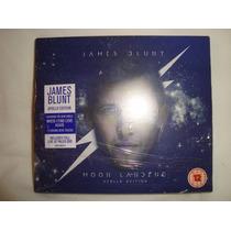 James Blunt Moon Landing Cd+dvd Nuevo Audio Cd Caballito