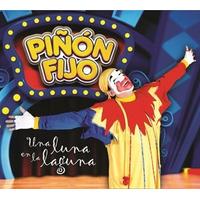 Piñon Fijo - Una Luna En La Laguna Cd Nuevo Cerrado