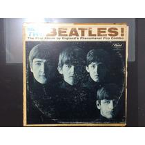 The Beatles - Meet The Beatles Vinilo Importado Usa