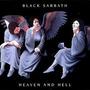 Black Sabbath - Heaven And Hell (cd)
