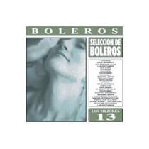 Selección De Boleros - Los Mejores 13 - Cd