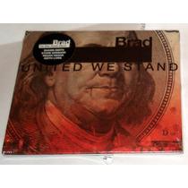 Brad - United We Stand Stone Gossard Pearl Jam Nuevo Cerrado