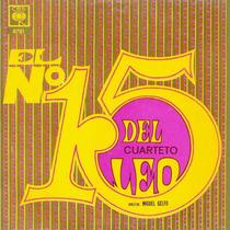 Cd De Cuarteto Leo - El N° 15 Del Cuarteto Leo