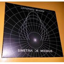 Cd : Catupecu Machu - Simetria De Moebius - Nuevo Sellado