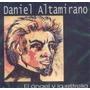 Daniel Altamirano - El Ángel Y La Estrella - Cd