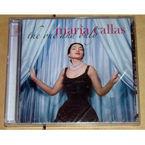 Maria Callas The One And Only Cd Doble Argentino Sellado Pro